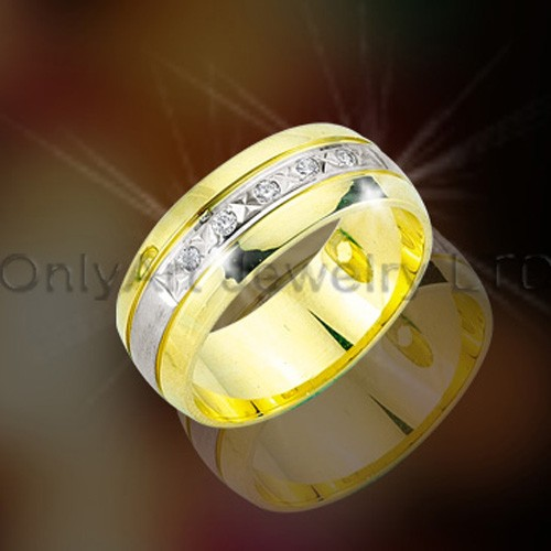 Gouden Fashion Ring OAR0020