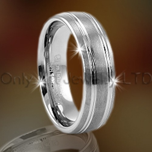 Wolfraamcarbide metalen Ring voor Lady OAGR0074