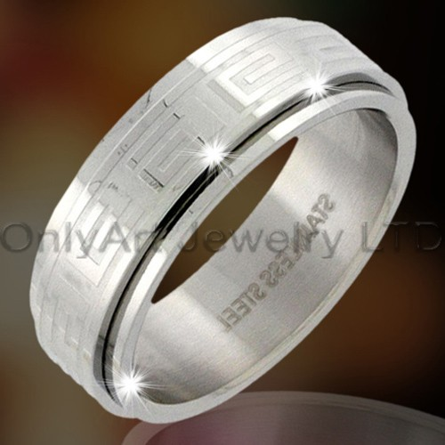 Mens metalen Ring OATR0068