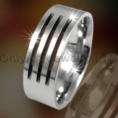 Titanium Jewelry Mens OATR0213