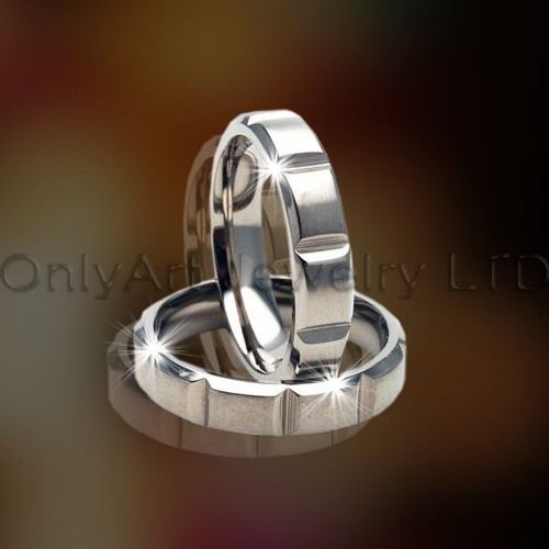 Traditionele Titanium Ring OATR0270