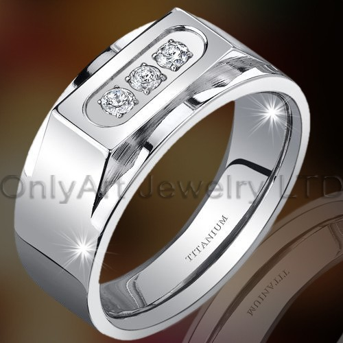 Mode Titanium Ring OATR0280